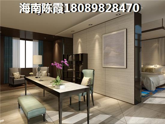 万宁石梅湾海景房优势和缺点